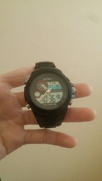 Used Astro water resistant watch in Dubai, UAE