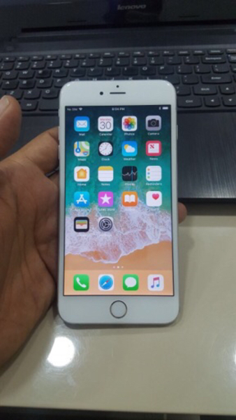 Used iphon 6 16 gb finger sensor not working in Dubai, UAE