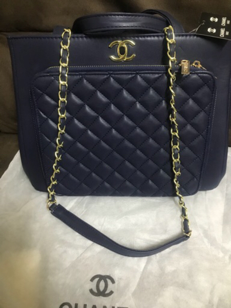 Used Blue Channel bag  in Dubai, UAE