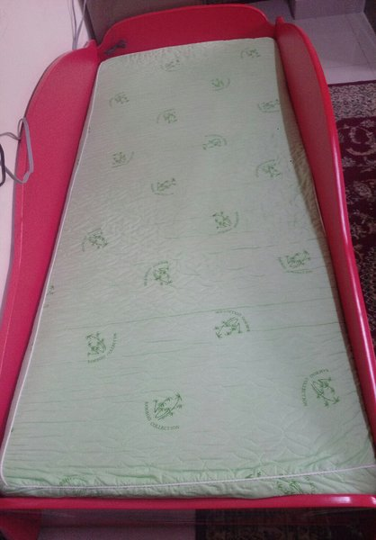 Used Almost new kids bed with mattress in Dubai, UAE