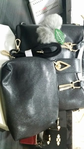 Used New Classic PU Women Hand Bag in Dubai, UAE
