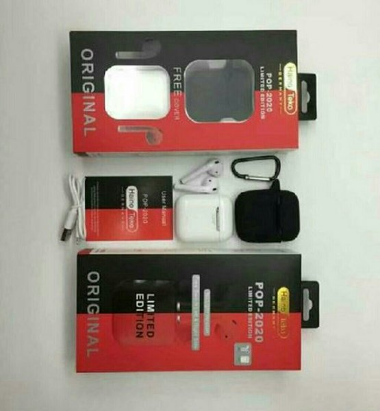 Used Airpods 2 with free case apple killer in Dubai, UAE