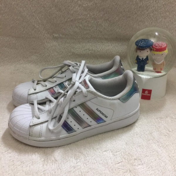 Used Adidas Superstar for girls in Dubai, UAE