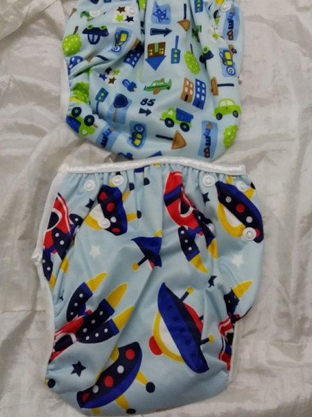 Used Waterproof Diaper in Dubai, UAE