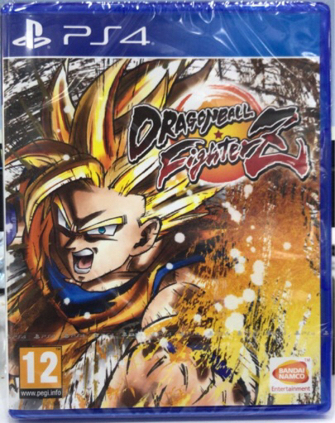 Used PS4 Dragon ball fighterZ new released  in Dubai, UAE