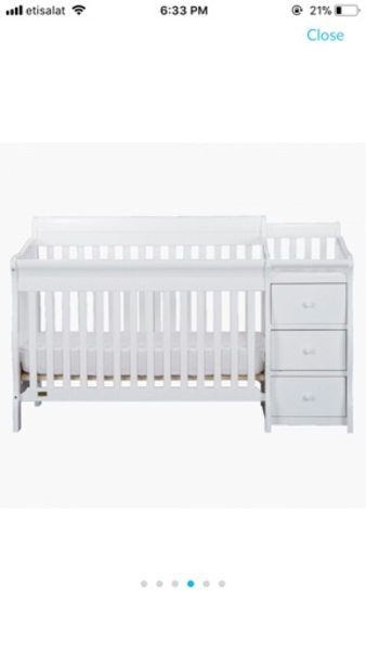 Used Brand new baby crib  in Dubai, UAE