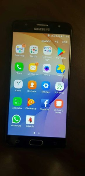 Used SAMSUNG J7 like new in Dubai, UAE