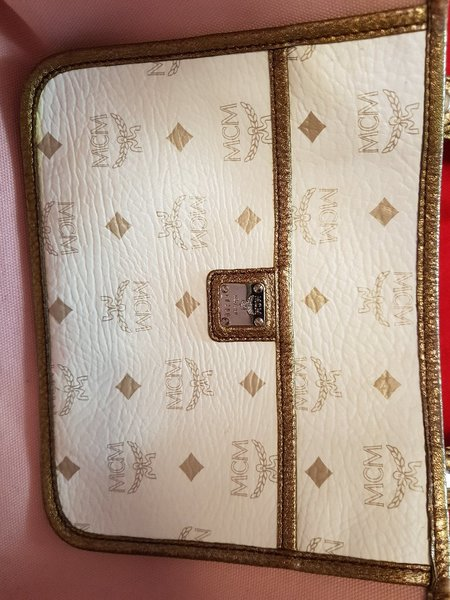 Used MCM Original Bag in Dubai, UAE