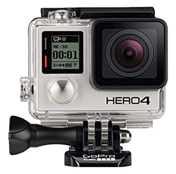 Used Go pro hero4 in Dubai, UAE