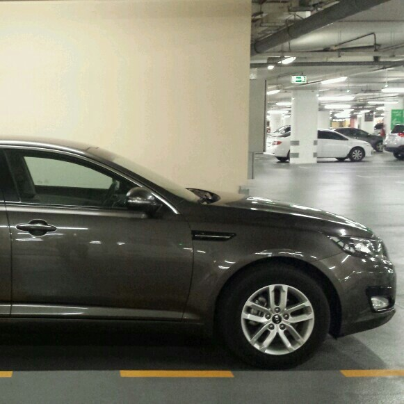 Used Kia Optima in Dubai, UAE