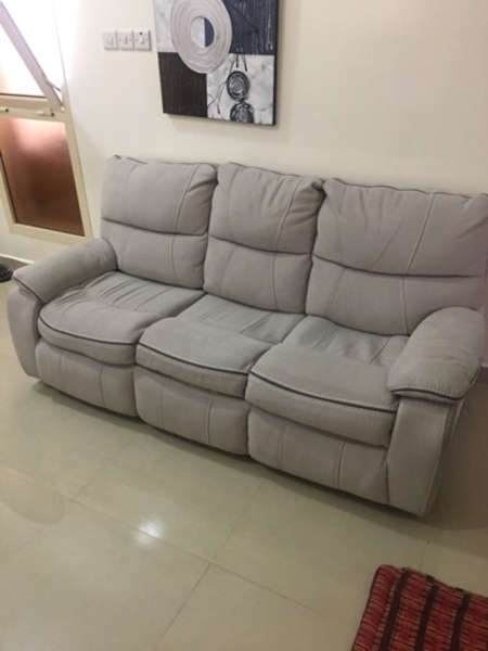 Used Sofa bed okay condition in Dubai, UAE