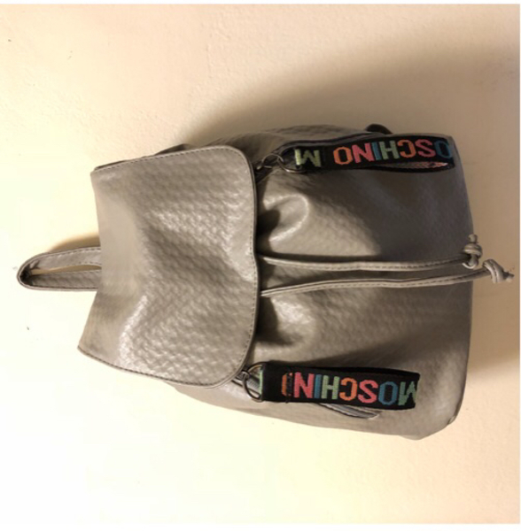 Used Brand new backpack.. grey color..  in Dubai, UAE