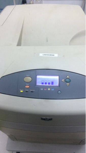 Used Hp Printer 5550 in Dubai, UAE