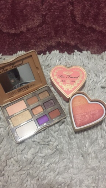 Used Too Faced Authentic Makeup in Dubai, UAE