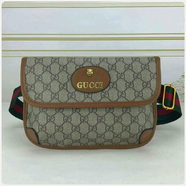 Used GUCCI brown in Dubai, UAE