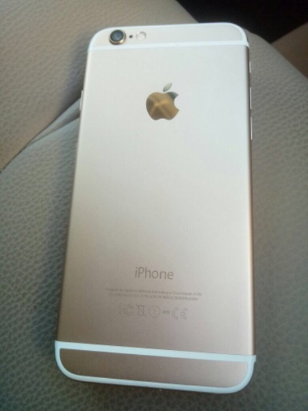 Used iPhone6 64GB very clean  in Dubai, UAE
