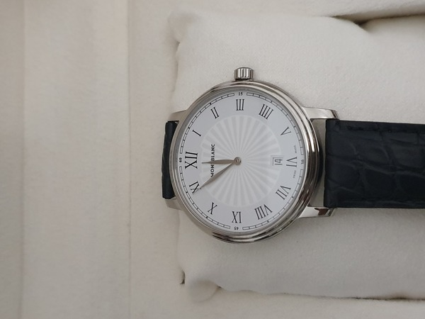 Used Montblanc Tradition Steel Men's watch in Dubai, UAE
