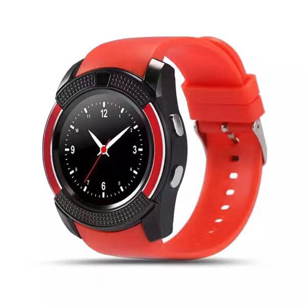 Used Brand New Smart Watch Derta H3 Red Color in Dubai, UAE
