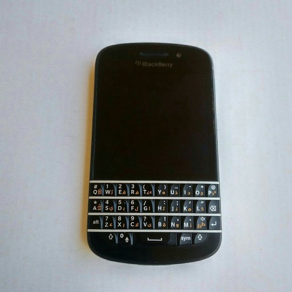 Used Blackberry Q10 used without box in Dubai, UAE