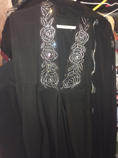Used causual wear abaya in Dubai, UAE