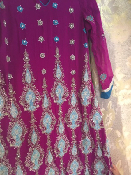 Used party wear dress  in Dubai, UAE