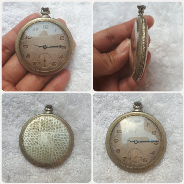 Used Original Antique pocket watch in Dubai, UAE