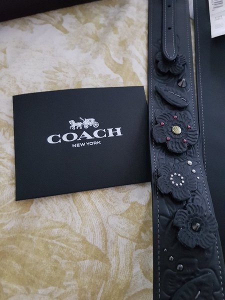 Used Authentic coach bag strap in Dubai, UAE