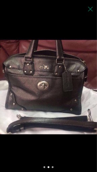 Authentic COACH MINI BAG WITH SLING