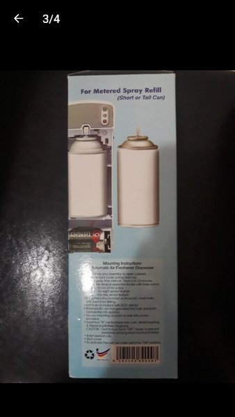 Used AIR Freshener Dispenser in Dubai, UAE