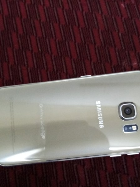 Used Samsung galaxy s6edge in Dubai, UAE
