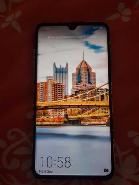 Used 128 GB huawei Mate 20 Phone for sale in Dubai, UAE