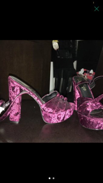 Used High Heel Sandals  in Dubai, UAE