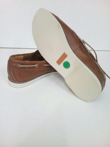 Used Timberland brown shoes in Dubai, UAE