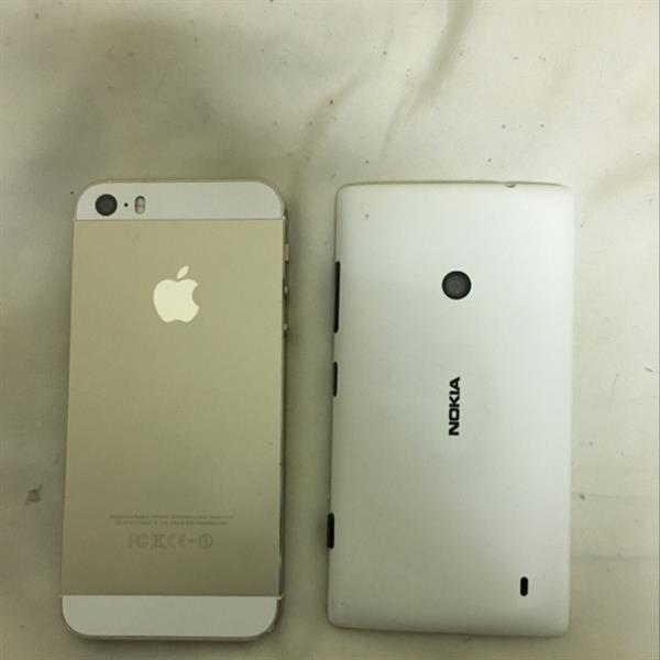 iPhone And Nokia, Old Used,