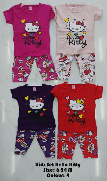 Used Hello Kitty set in Dubai, UAE
