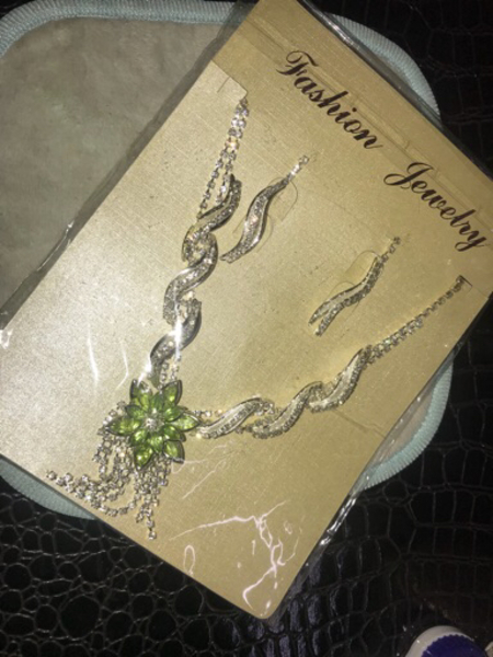 Used Brand new - Jewelry Set in Dubai, UAE