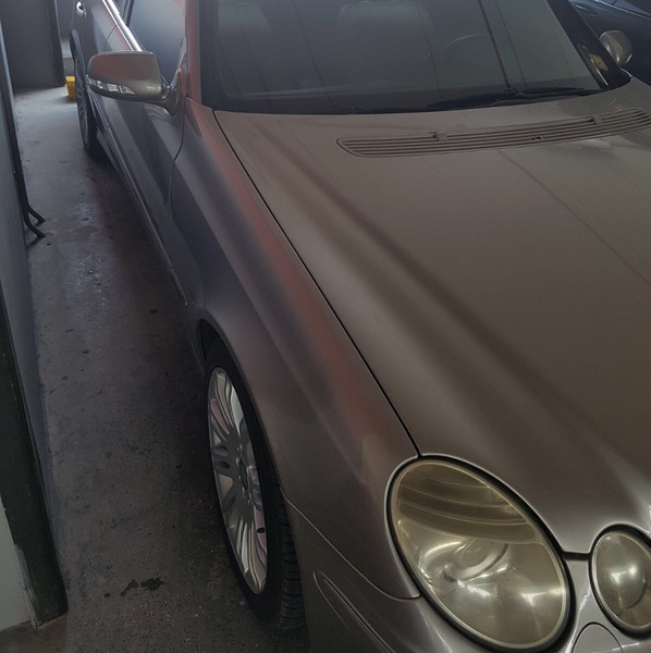 Used Hi Am Selling My Car Mercedes Benz E280 With Panorama Roof And Blutooth Cru in Dubai, UAE