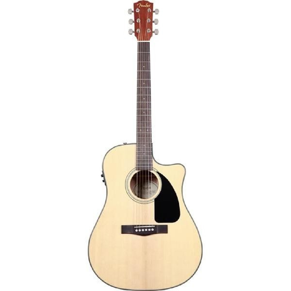 Used Fender CD60CE Semi Acoustic in Dubai, UAE