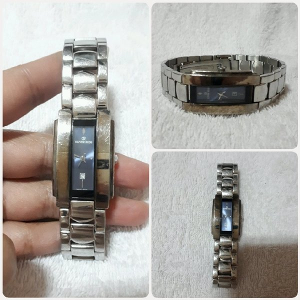 Used Authentic OLIVER ROSS watch .. in Dubai, UAE