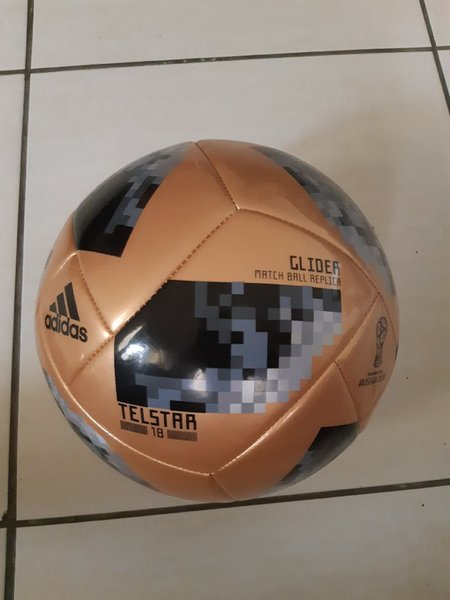 Used Adidas Telstar Football in Dubai, UAE