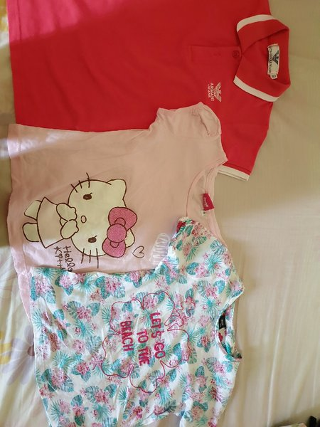 Used kids clothes/size 6 till 8 years old in Dubai, UAE