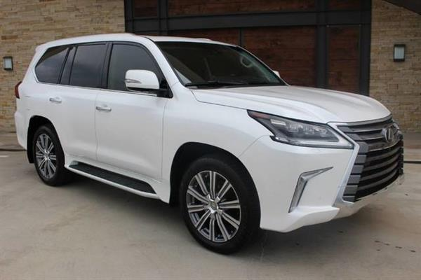 Used Lexus lx570 in Dubai, UAE