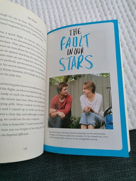Used The fault in our stars by Jhon green in Dubai, UAE