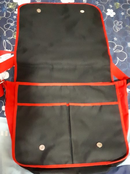 Used School bag (NEW) in Dubai, UAE