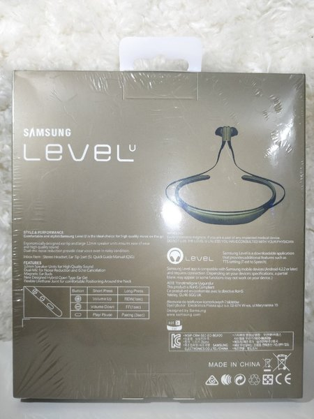 Used BRAND NEW SAMSUNG LEVEL U°° in Dubai, UAE