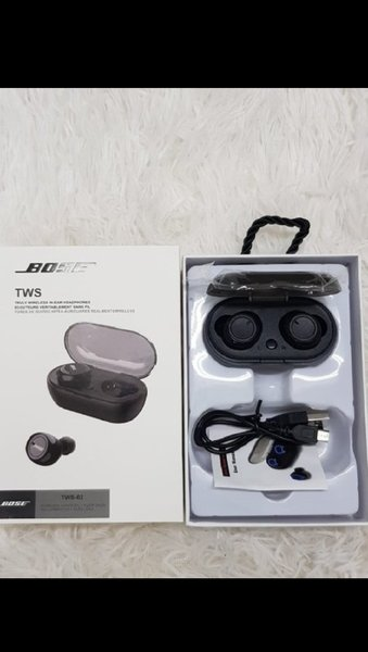 Used BOSE NEW WIRLESS EARPHONES 💞 in Dubai, UAE