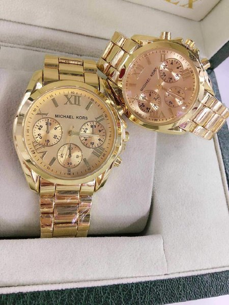 Used Mk couple watches in Dubai, UAE