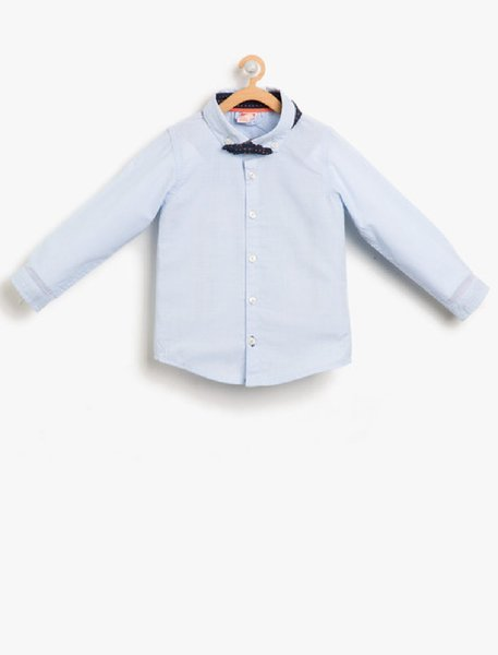 Used Koton Boys Casual Shirt with bow in Dubai, UAE