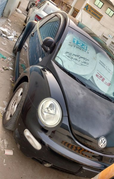 Used Volkswagen beetle 2005 model - 5500AED in Dubai, UAE