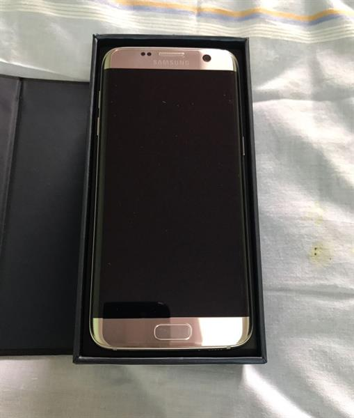 S7 Edge Dual Sim Like New Only Used For Three Months only. Perfect Condition scratch less.